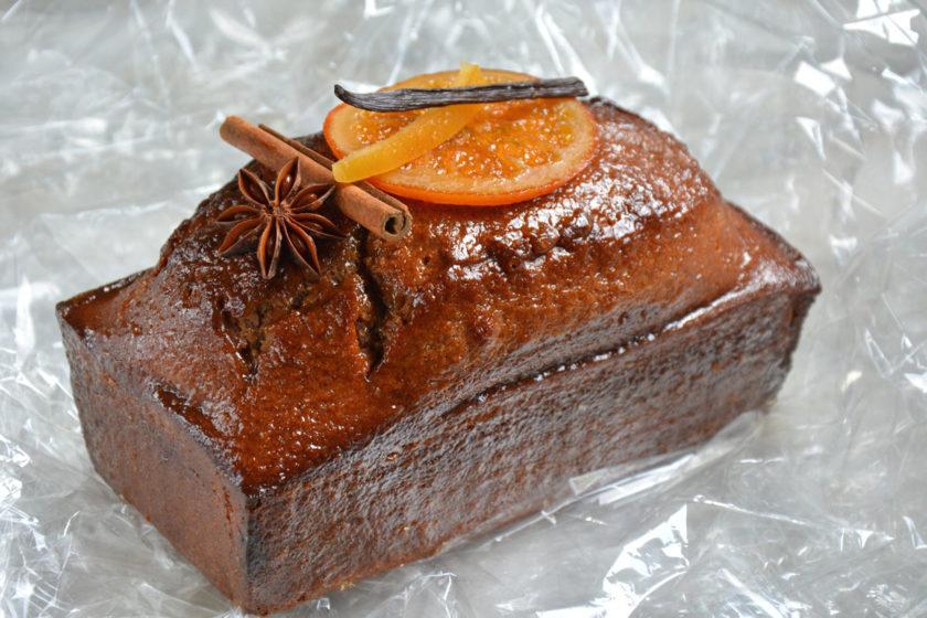 Cake pain d'épices Gewürzkuchen Rezept