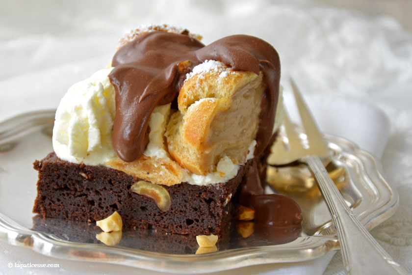 Brownies Profiteroles 840 560 Anschnitt