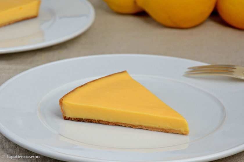 Tarte au citron Zitronentarte Rezept