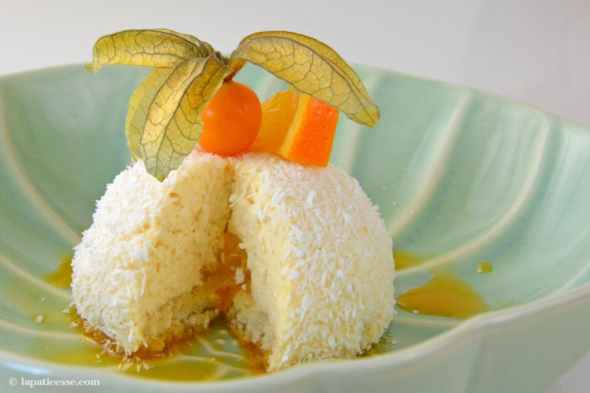 Coco à l'orange Kokos-Törtchen Rezept