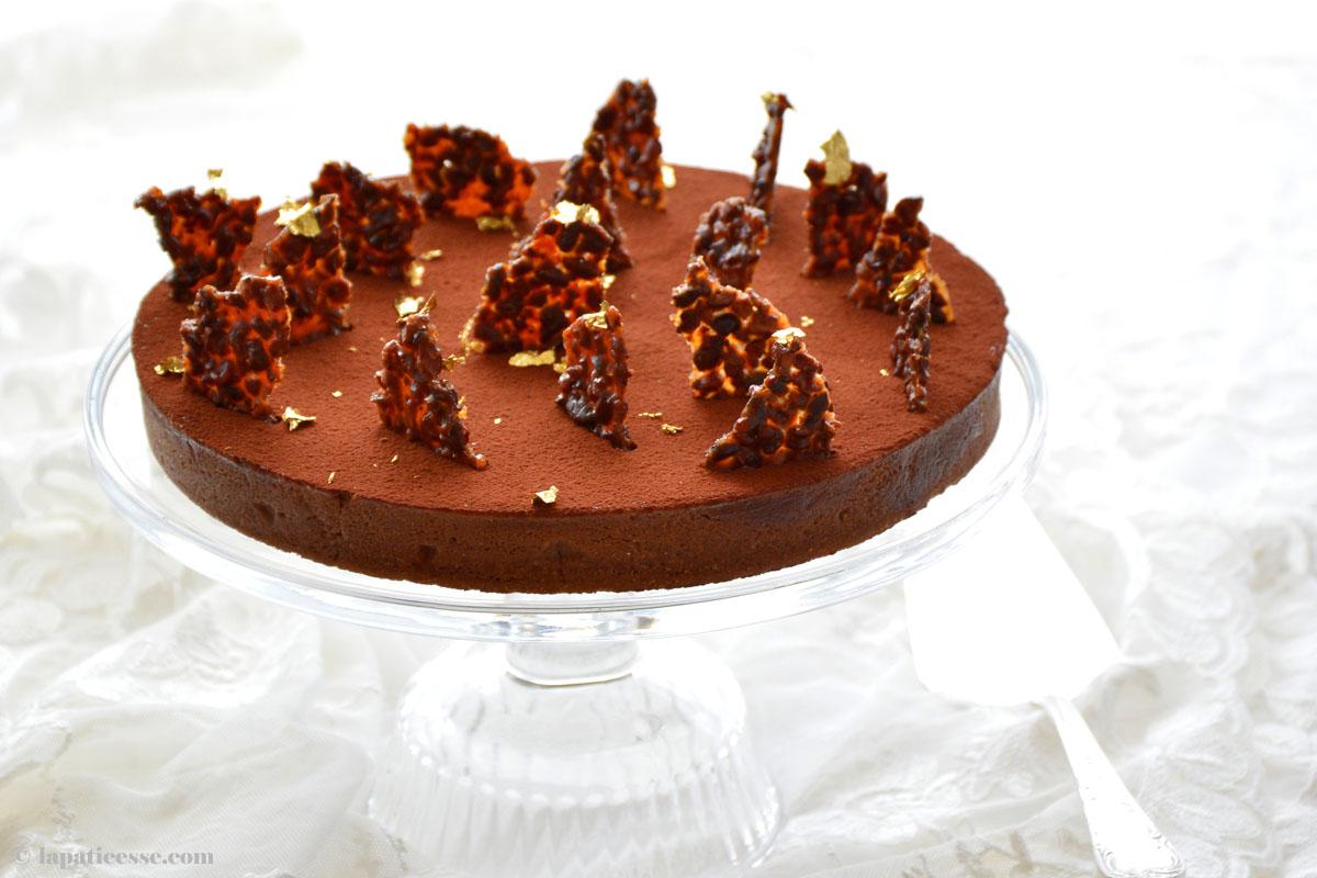 Tarte au chocolat Rezept