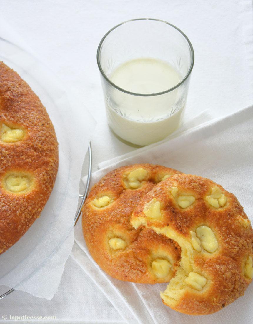 Tarte au sucre Französischer Zuckerkuchen Rezept