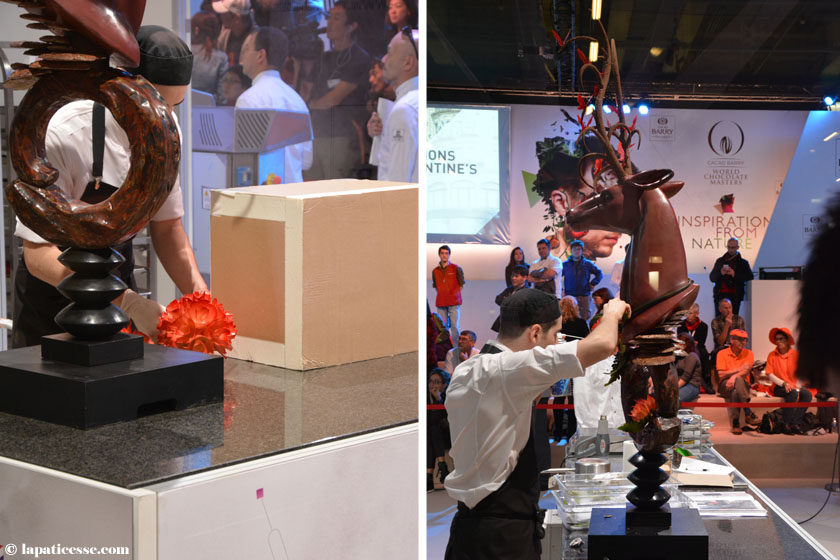 World Chocolate Masters 2015 Alistair Birt UK