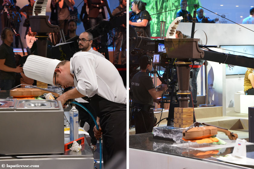 World Chocolate Masters 2015 Andrey Kanakin Russia