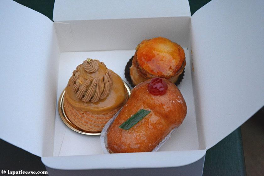 Petits puits d'amour Rezept Pâtisserie Stohrer Paris