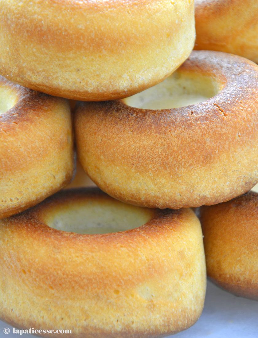 Pâte à babas ou à savarins Rezept Hefeteig