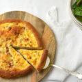 Briche Lorraine Rezept Hybrid Food Brioche Quiche