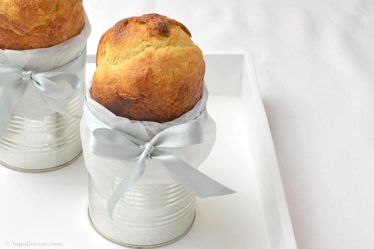 Brioche mousseline Rezept Feine Butter Brioche Form