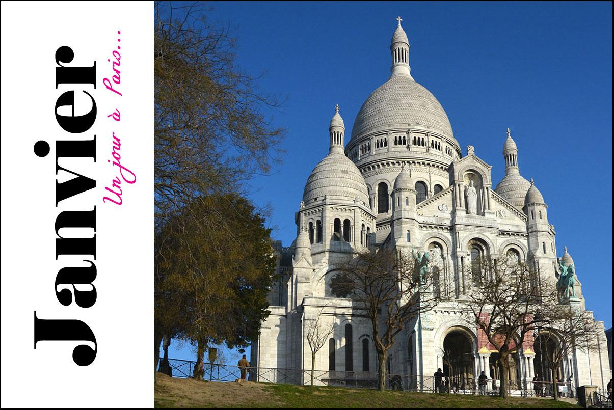 Ein Tag in Paris La Pâticesse Un jour à Paris Januar