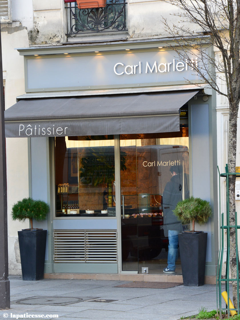 Carl Marletti Paris Patisserie Rue Censier
