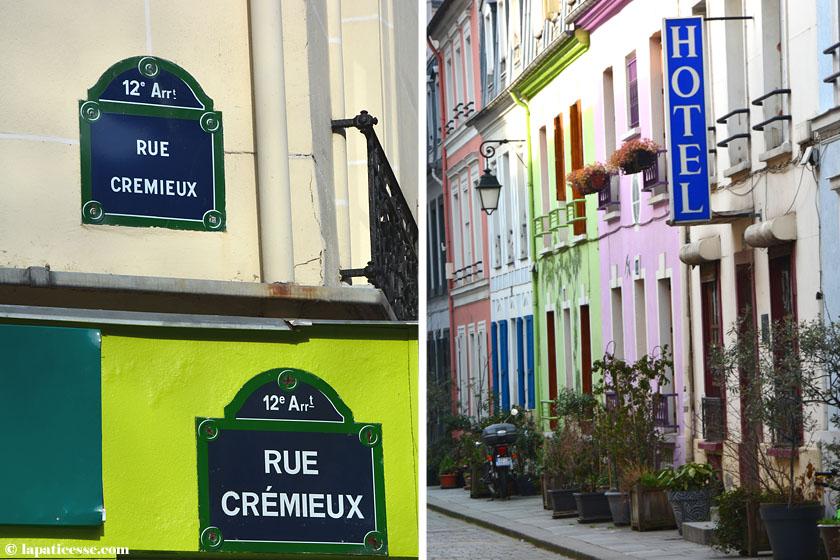 Paris Rue Crémieux Hotel Mignon