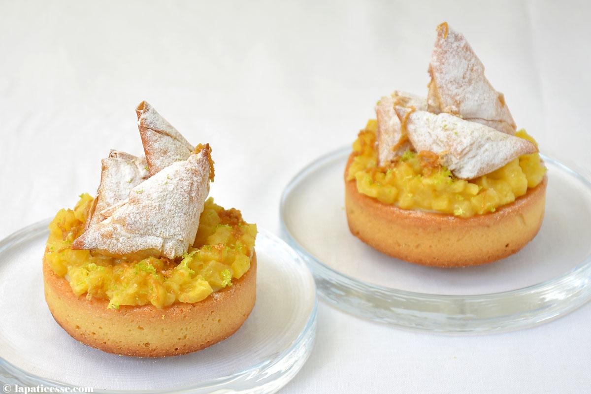 Tartelette La Réunion Rezept Galabé Zucker Sucre Vulkanzucker