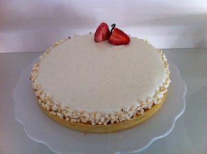 Tarte Sissi Milchreis Torte