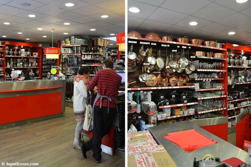 Mora Paris Patisserie Kupfertöpfe Shopping Tipp