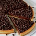 Tarte au chocolat Rezept Schokoladentarte