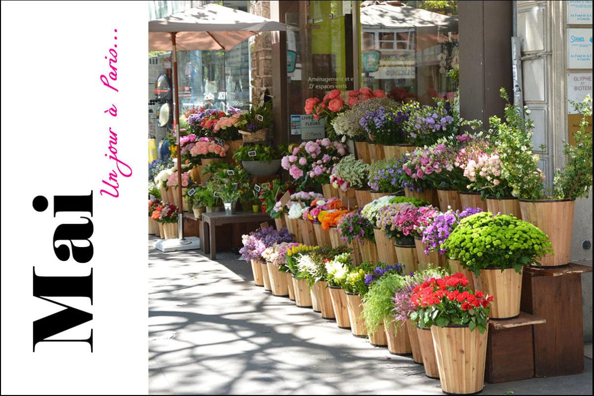 Ein Tag in Paris Märkte Shopping Tipps Titel Mai