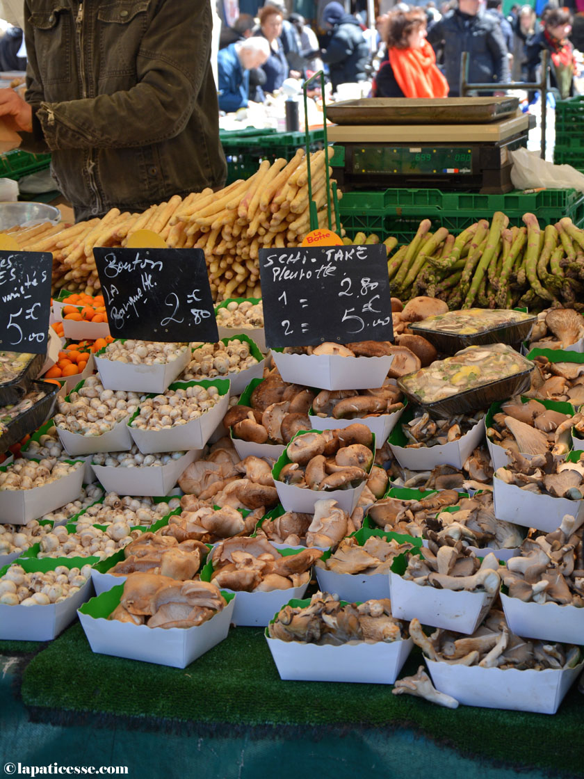 Paris Marche Beauvau Place d'Aligre Shopping Tipp Märkte Händler
