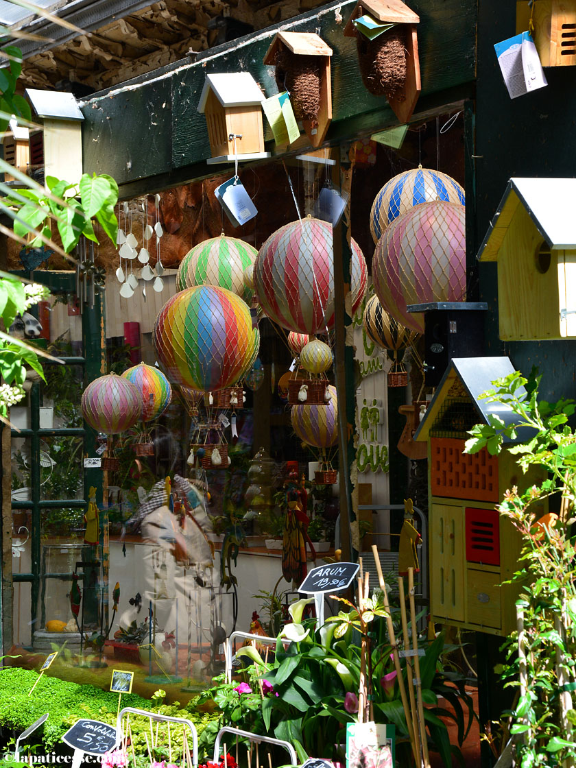 Paris Tipp Blumenmarkt Ile de la Cite