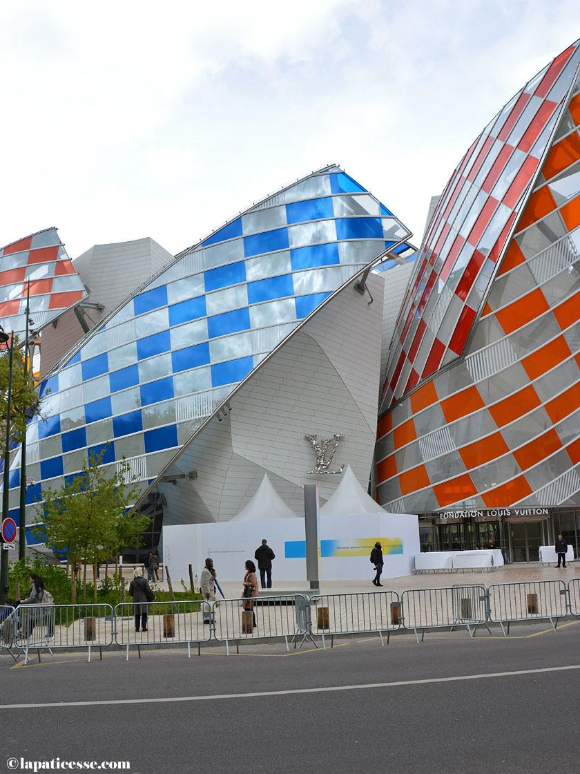 Paris Tipps Fondation Louis Vuitton Daniel Buren Observatory of light