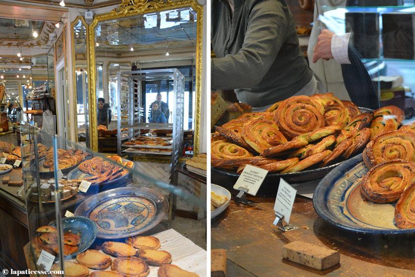 Shopping Tipp Paris Boulangerie Du Pain et Des Idées Escargot