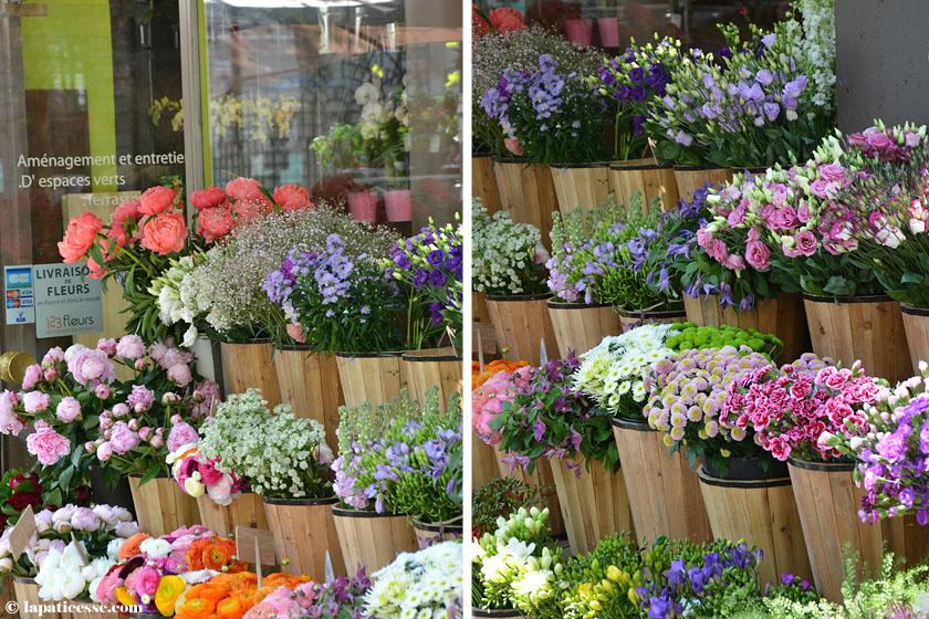 Shopping Tipp Paris Florist Fleurist Deco Vert Pfingstrosen
