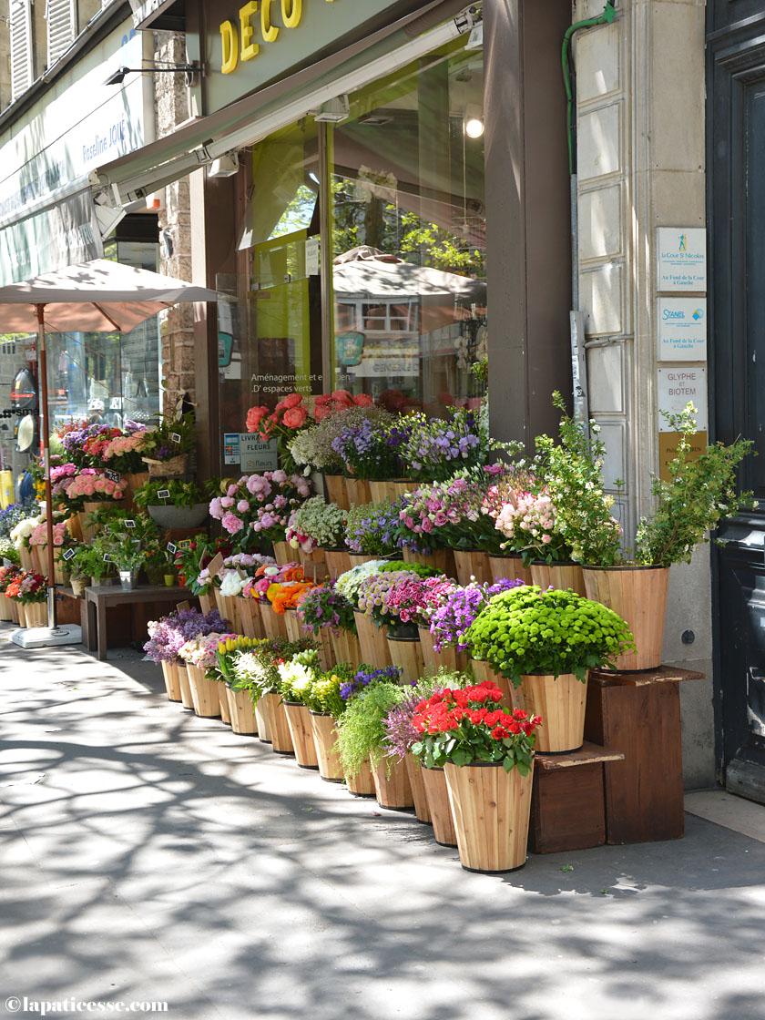 Shopping Tipp Paris Florist Fleurist Deco Vert