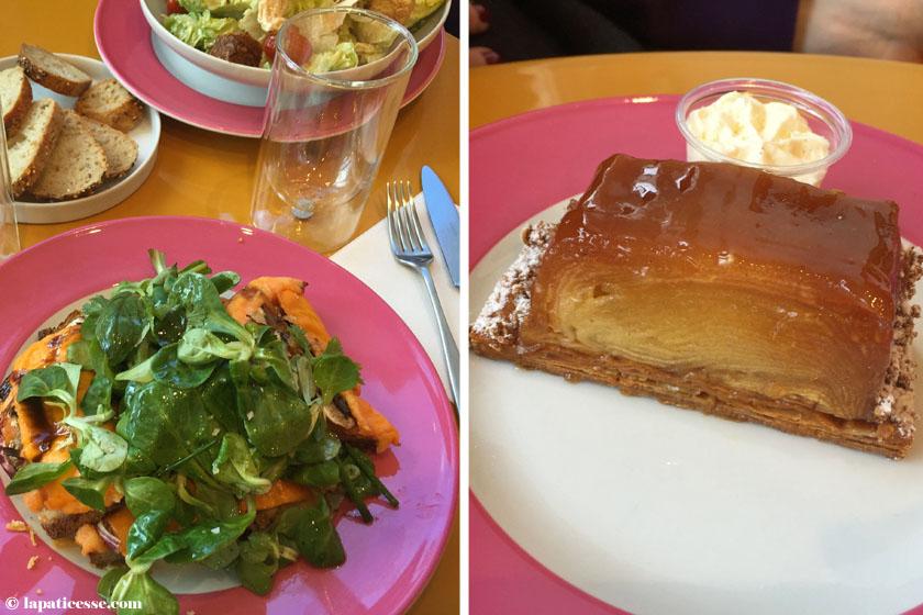 Tarte Tatin Conticini BHV Marais Paris Pâtisserie des rêves
