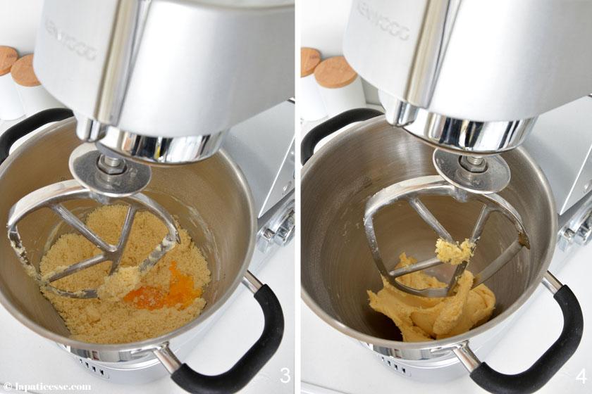 Flan pâtissier Rezept Crème pâtissière Zubereitung Pâte brisée