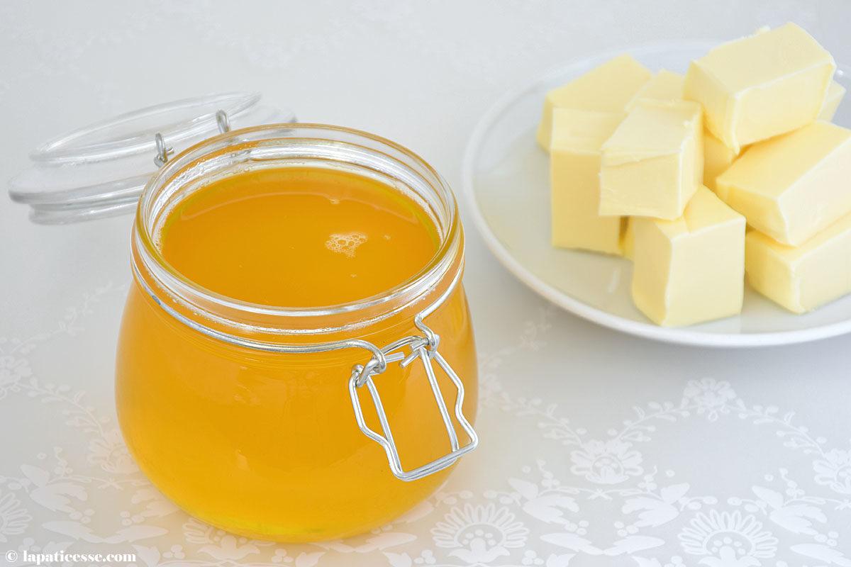 Beurre noisette Nussbutter Rezept braune Butter Grundrezept