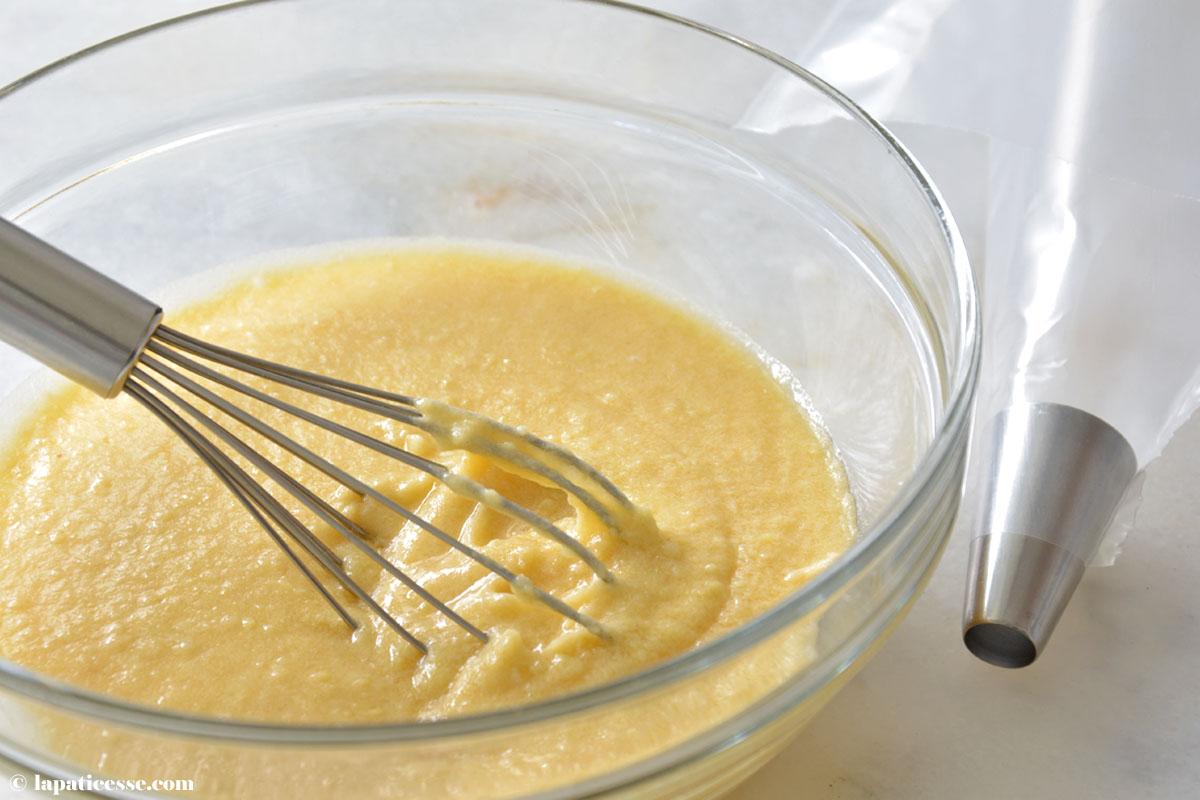 Crème d'amande Rezept französische Mandelcreme