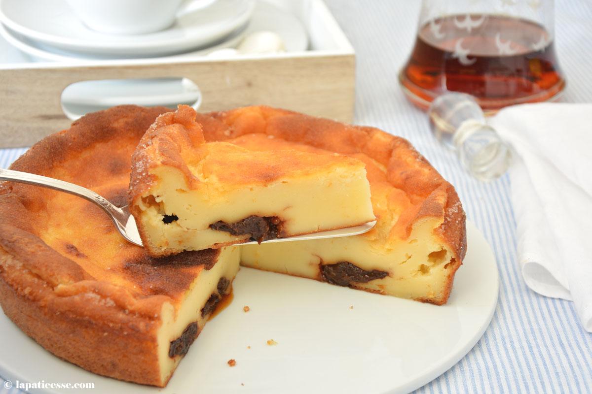 Far breton Rezept französischer Backpflaumenkuchen Beurre noisette Bretagne