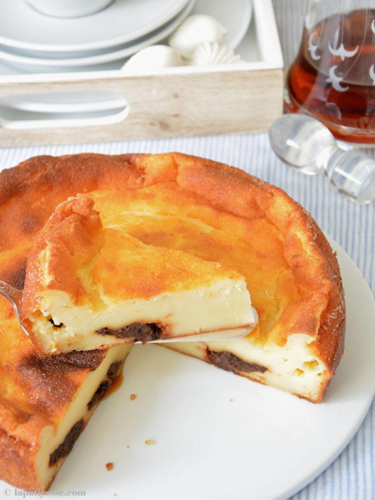 Far breton Rezept französischer Backpflaumenkuchen Beurre noisette neu