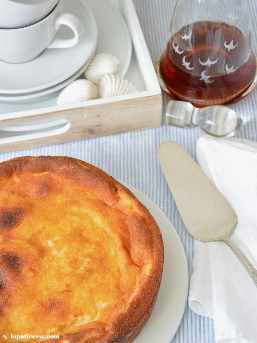 Far breton Rezept französischer Backpflaumenkuchen Beurre noisette recette