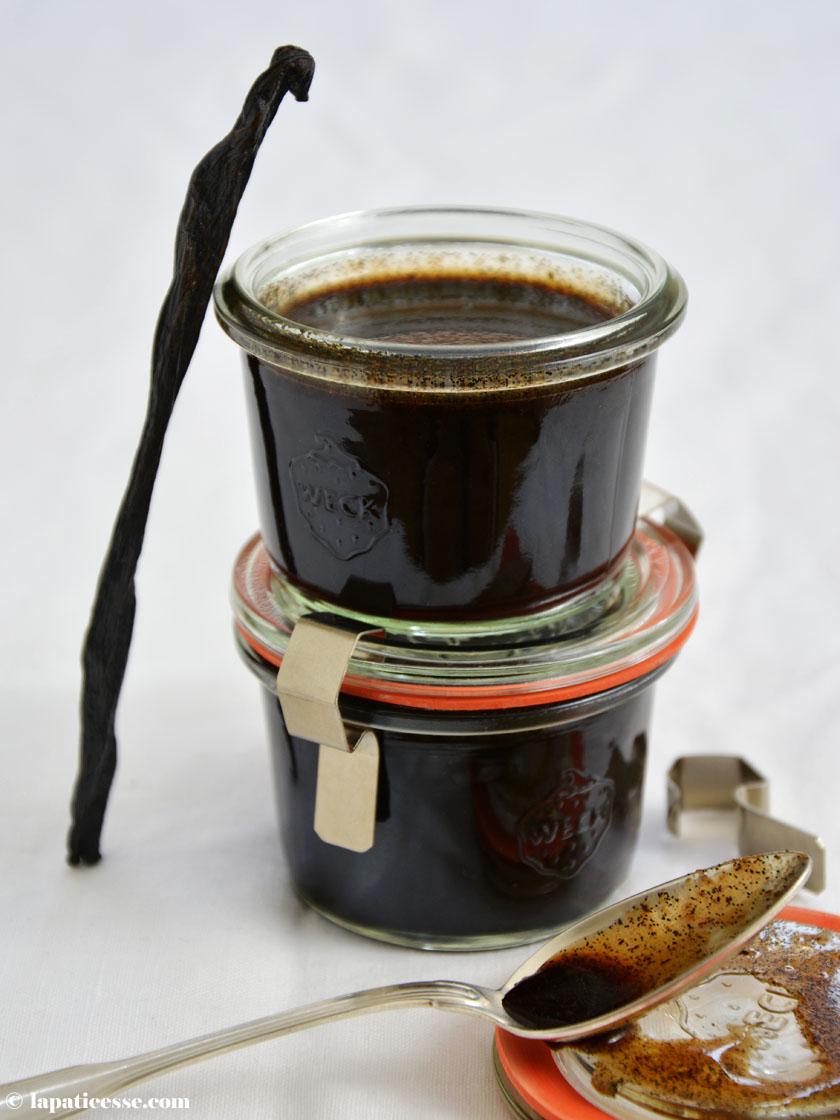 vanille-paste-rezept-pate-de-vanille-gläser