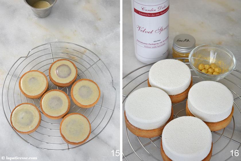 tarte-vanille-noisette-rezept-tartelettes-vanille-haselnuss-velvet-spray