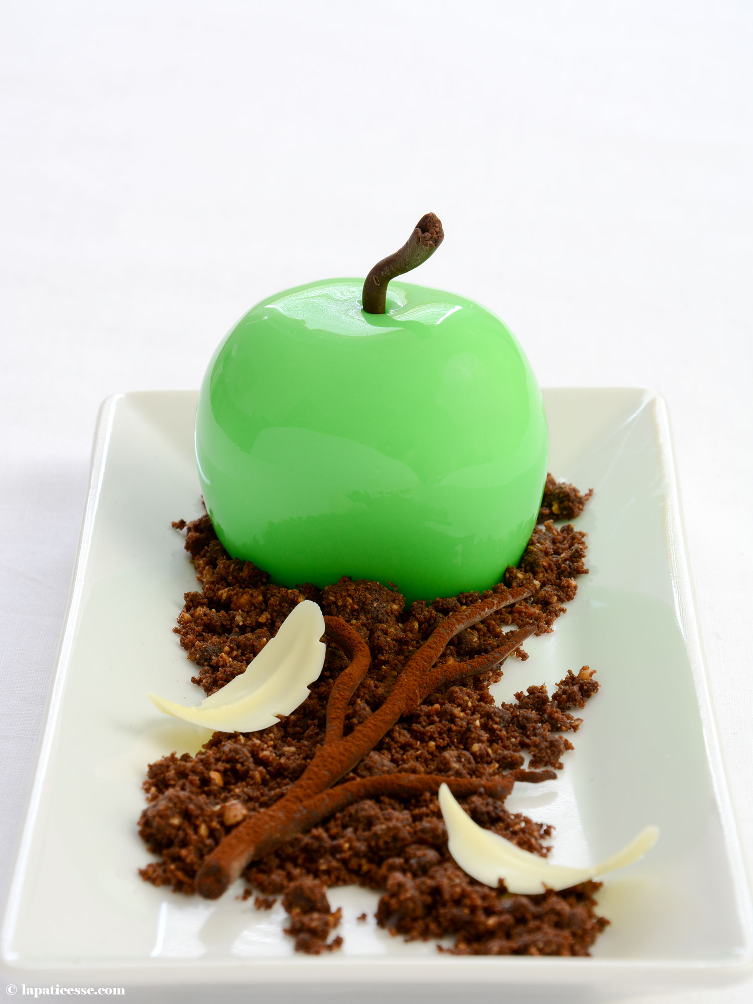 La-pomme-verte-Apfeltörtchen-Rezept-Limette-Basilikum-grün