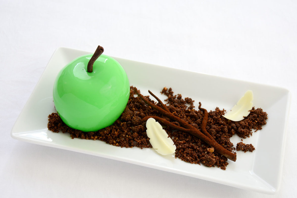 La-pomme-verte-Apfeltörtchen-Rezept-Granny-Smith-Limette-Basilikum