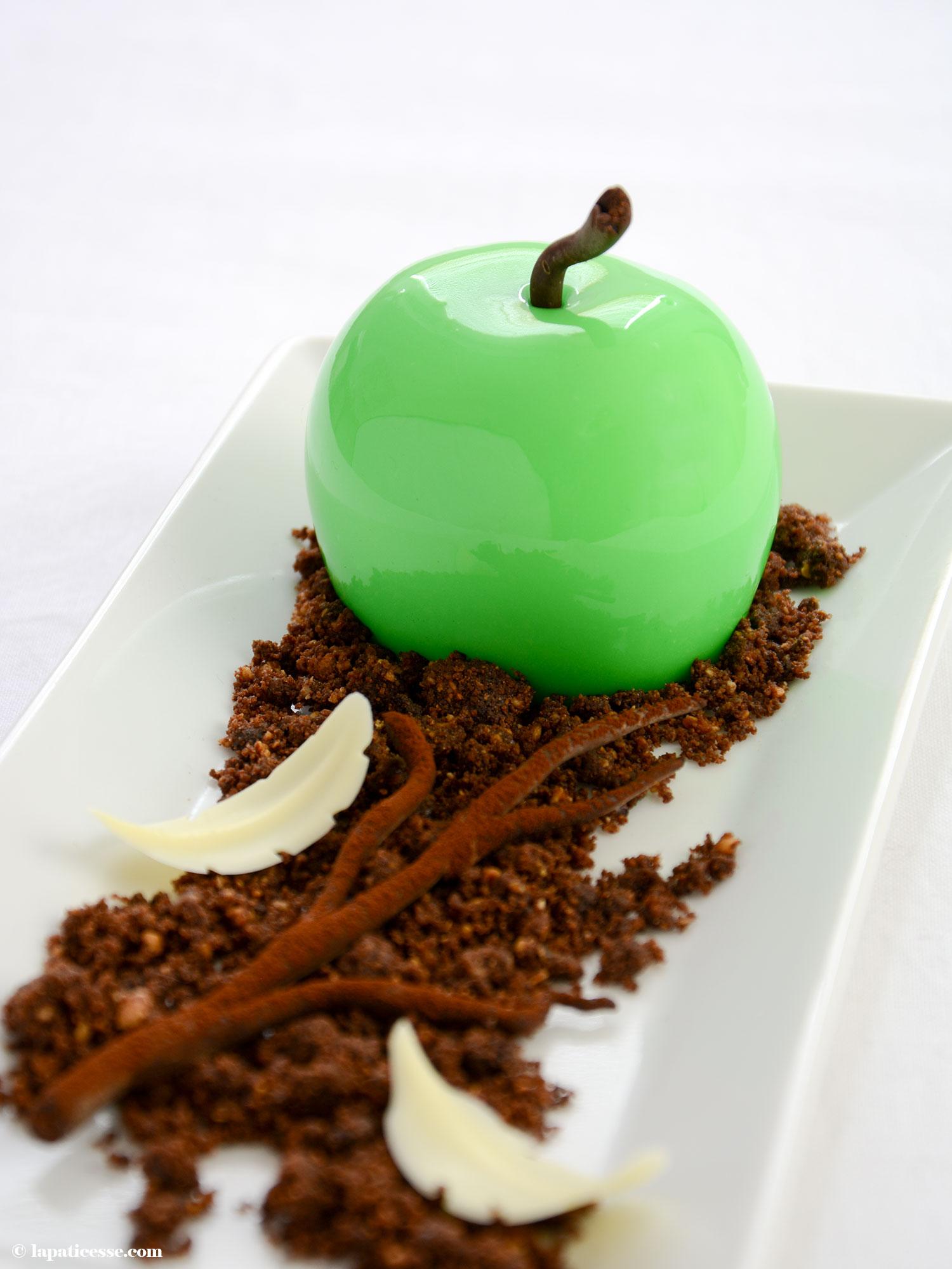La-pomme-verte-Apfeltörtchen-Rezept-Limette-Basilikum-