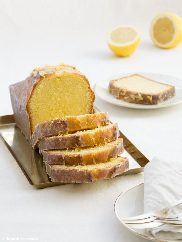 Cake au citron Rezept Zitronenkuchen Kastenkuchen Tipps