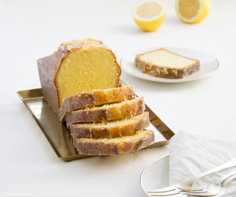 Franzosischer Zitronenkuchen Cake Au Citron Und Viele Kastenkuchen