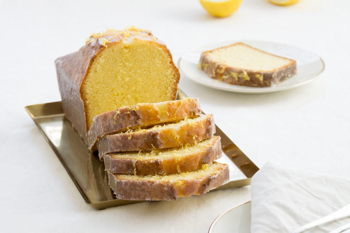 Cake au citron Rezept französischer Zitronenkuchen Sandkuchen Tipps
