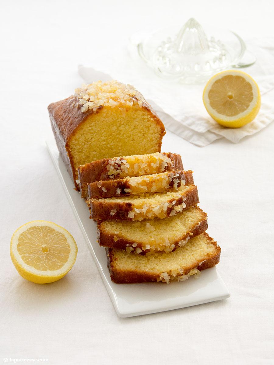 Zitronenkuchen Pierre Hermé Rezept Cake au citron Patisserie