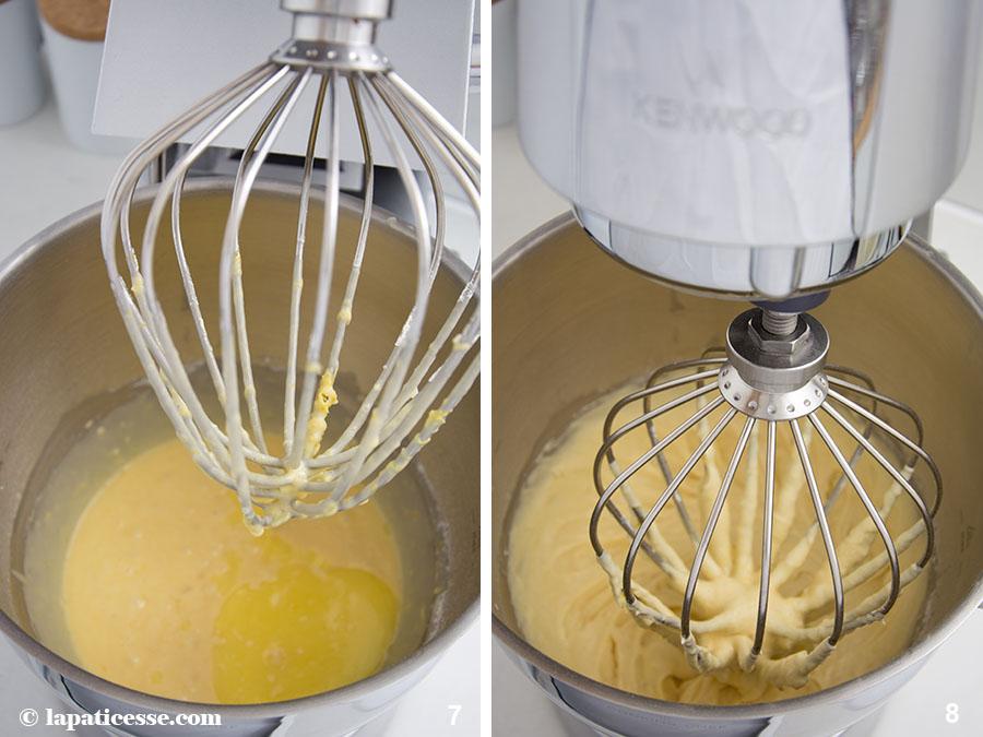 Zitronenkuchen Pierre Hermé Rezept Cake infiniment citron Kastenkuchen Zubereitung 7-8