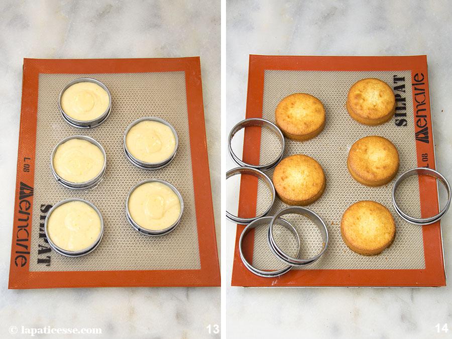 Quitten-Tartelettes mit Riesling Rezept Biskuit Zitrone Mascarpone Zubereitung 13-14