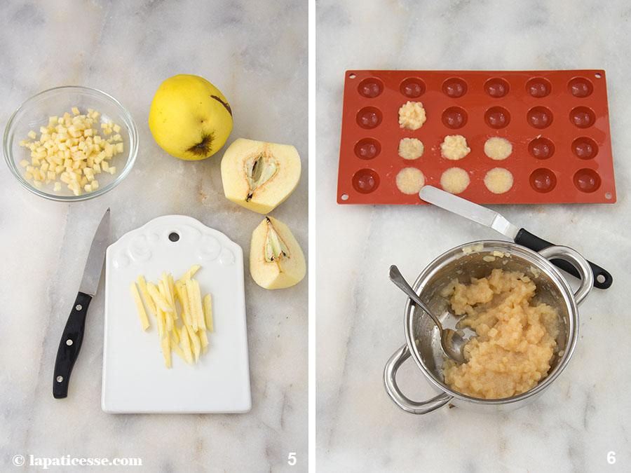 Quitten-Tartelettes mit Riesling Rezept Zubereitung 5-6