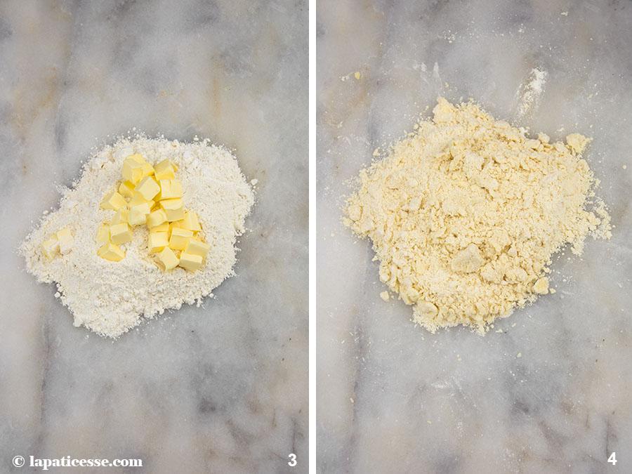 Nuss-Tartelettes Rezept Karamell Zubereitung 2