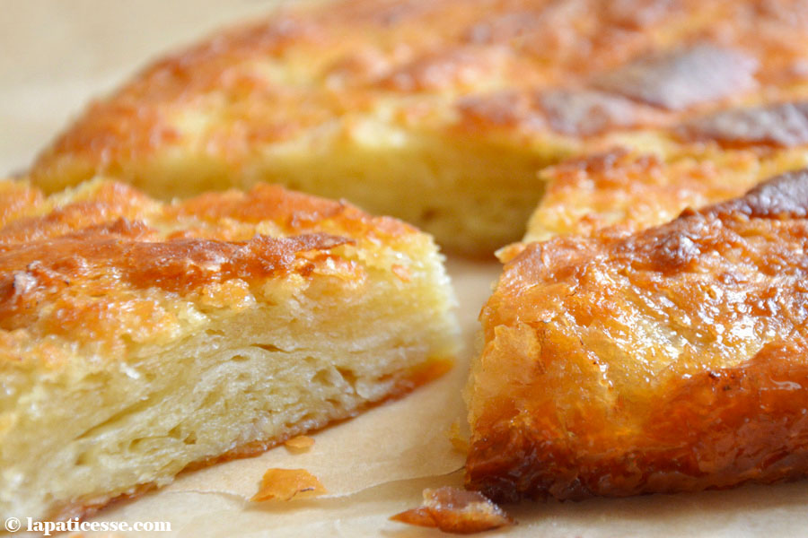 Rezept Kouign amann Bretagne französischer Butterkuchen Klassiker Blätterteig