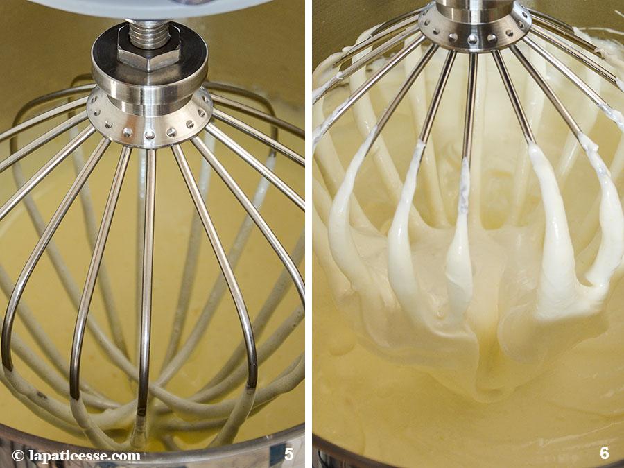 Guimauves fruitées fruchtige Marshmallow selber machen Rezept Zubereitung 5-6