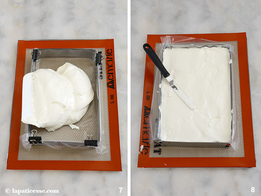 Marshmallow selber machen Himbeer Mango Blaubeere Rezept Zubereitung 7-8
