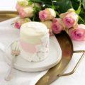 Rhabarber Törtchen Rezept Petits gateaux à la rhubarbe 1